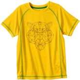 Puma Boys 4-7 Geometric Logo Tee