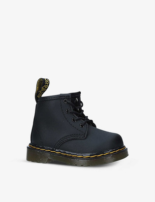 Dr. Martens 1460 Lace-Up Leather Ankle Boots 6-24 Months