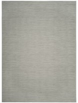 Hollandale Light Gray Indoor/Outdoor Area Rug Gracie Oaks Rug Size: Rectangle 8' x 11'