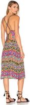 Nanette Lepore Carnaval Midi Dress