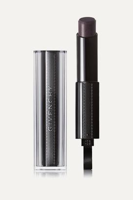 Givenchy Rouge Interdit Vinyl Lipstick - Noir Revelateur No. 16