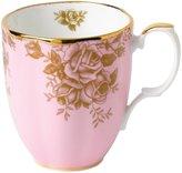 Royal Albert 100 Years 1960 Mug - Golden Roses - 14.1 oz