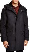 Cole Haan Hooded Duffel Coat