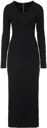 Dolce & Gabbana Ribbed Knit Dress