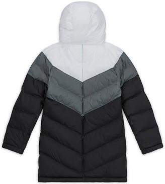 Nike Synthetic Filled Long Jacket