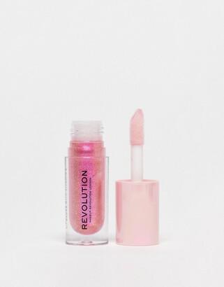 Revolution Shimmer Bomb Lip Gloss - Daydream