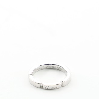 Cartier Maillon Panthere Wedding Band Ring