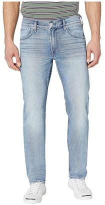 Hudson Jeans Byron Straight Zip in Hidden