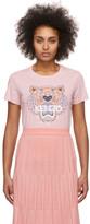 Kenzo Pink Tiger T-Shirt