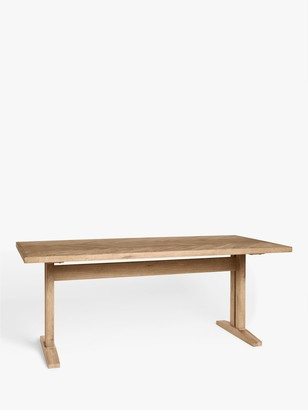 John Lewis & Partners Estate 8 Seater Dining Table, Natural