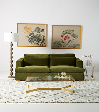 """Anthropologie King Sofa By in Assorted Size 90"""""""