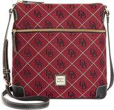 Dooney & Bourke Maxi Quilt Americana Signature Crossbody, A Macy's Exclusive Style
