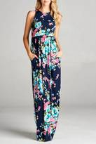 Bellissima Floral Maxi Dress