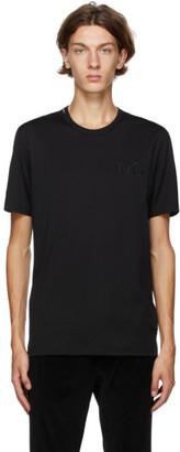 Dolce & Gabbana Black Jersey Logo T-Shirt