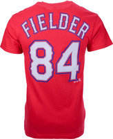 Majestic Men's Prince Fielder Texas Rangers Official Player T-Shirt