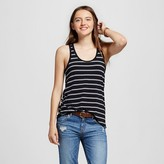 Mossimo Women's Striped Loose Tank Top Supply