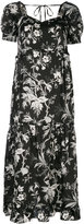 McQ by Alexander McQueen 'Soho florals' dress - women - Polyester - 38