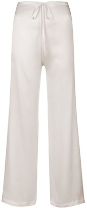 La Perla Petit Macrame pyjama trousers