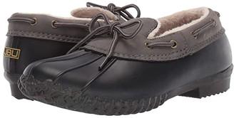 On JBU Gwen (Black/Charcoal) Women's Slip Shoes