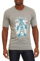 Robert Graham Skeleton Robot T-Shirt