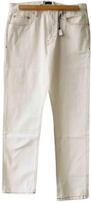 Joseph Beige Denim - Jeans Jeans