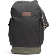 Tommy Hilfiger Nylon Barrel Backpack