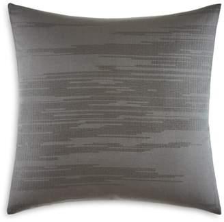"""Vera Wang Burnished Quartz Decorative Pillow, 18"""" x 18"""""""