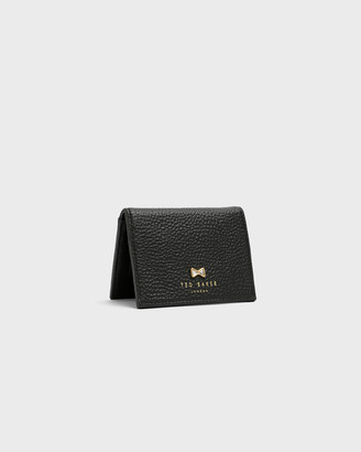 Ted Baker LILLLY Crystal bow card holder