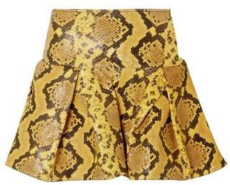 Marques Almeida Mini skirt