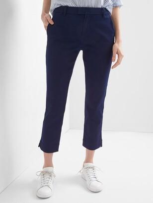 Gap Slim crop Chino Pants