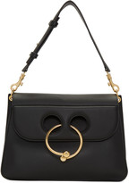 J.W.Anderson Black Medium Pierce Bag