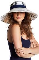 Tommy Bahama Striped Ribbon Sun Hat