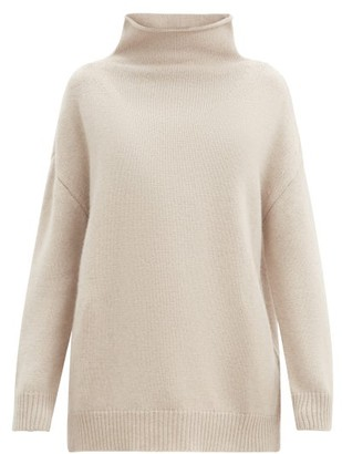 S Max Mara Tulipe Sweater - Light Beige