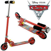 Disney Cars Folding In-line Scooter