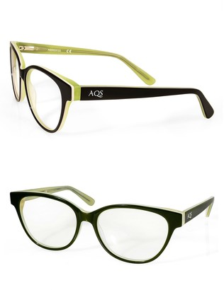 Aqs Aria 54mm Cat Eye Optical Frames