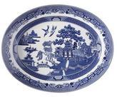 Johnson Bros. 'Willow Blue' Oval Platter