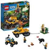 Lego ; City Jungle Explorers Jungle Halftrack Mission 60159