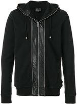 Just Cavalli zipped hoodie