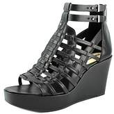 BCBGMAXAZRIA Bcbgeneration Chance Women Synthetic Wedge Sandal.
