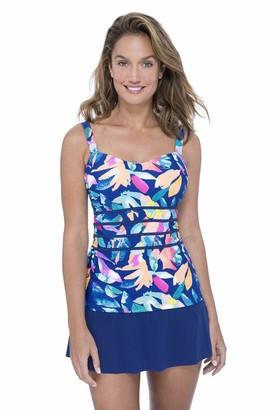 Gottex Women's Sweetheart E-Cup Tankini Top Swimsuit