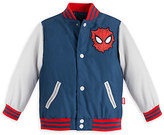 Disney Spider-Man Varsity Jacket for Boys - Personalizable
