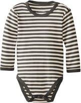 L'ovedbaby Unisex-Baby Newborn Organic Long Sleeve Bodysuit