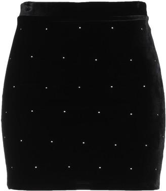 Amiri Mini skirts
