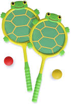 Melissa & Doug Kids Toy, Tootle Turtle Racquet and Ball Set