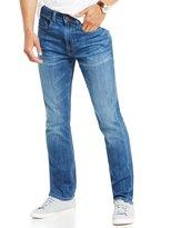 Daniel Cremieux Straight-Fit Stone Wash Denim Jeans