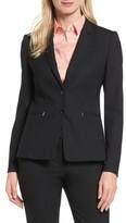 BOSS Petite Women's Jimondi Stretch Wool Jacket