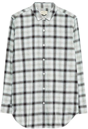 Jack Wills Emington Checked Boyfriend Shirt