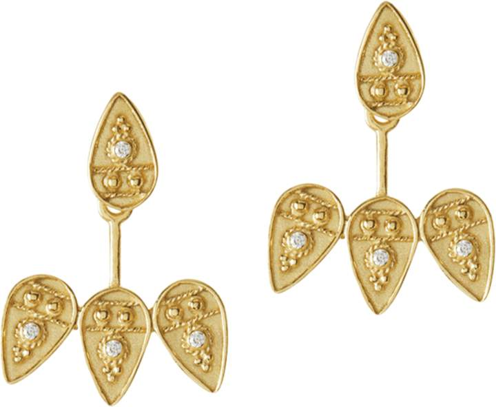 Amrapali Legend Heritage Petal Ear Jacket