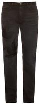 Gucci Hummingbird-appliqué Straight-leg Jeans