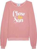 Wildfox Couture Chase The Sun jumper 4-6 years